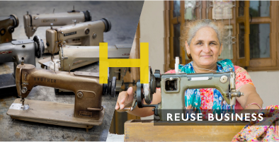 REUSE BUSINESS